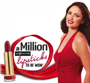 Free Max Factor Lipsticks 300x275 Free Max Factor Lipsticks