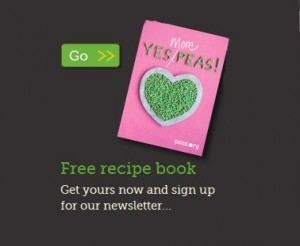 Free Pea Recipe Book 300x246 Free Pea Recipe Book