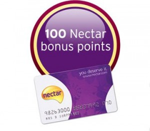 100 Free Nectar Points Freesamples Co Uk