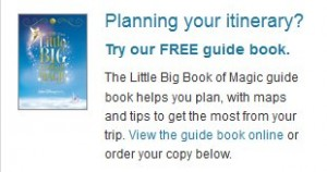 Free Disney Holiday Planning Book 300x158 Free Disney Holiday Planning Book