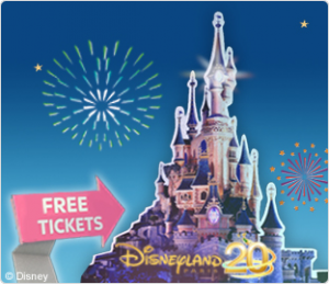 Free Disneyland Paris Tickets 300x259 Free Disneyland Paris Tickets (Sky TV Customers)