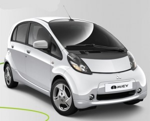 48 Hour Test Drive in Mitsubishi I-Miev Electric Car