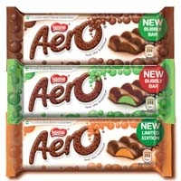 Free Aero Bubbly Chocolate Free Aero Bubbly Chocolate