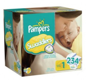 Free Months Supply of Pampers 300x279 Free Months Supply of Pampers