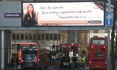 Free NHS Poster