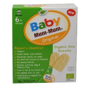 Free Samples of NEW Mum Mum Organic Baby Rice Biscuits Free Samples of NEW Mum Mum Organic Baby Rice Biscuits