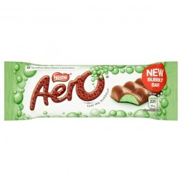 Metro is giving away thousands of new bubbly Aero bars FREE Metro is giving away thousands of new bubbly Aero bars FREE