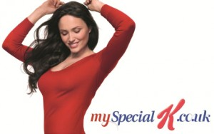 Special K – Free Personal Slimming Plan