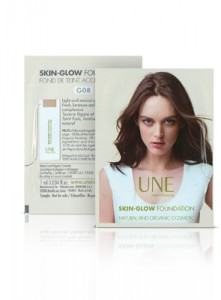 Free Sample of UNE Beauty Skin-Glow Foundation Shade G08