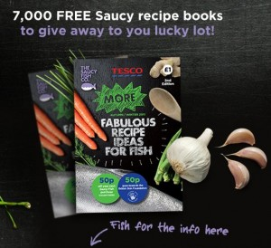 Free Saucy Fish Recipe Book 300x274 Free Saucy Fish Recipe Book