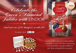 Free Lindor Chocolate Hamper