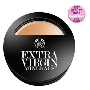 Free Extra Virgin Minerals Compact Foundation