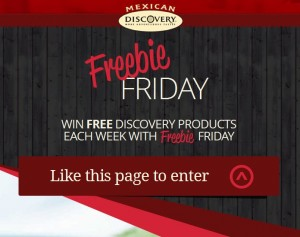 Free Goodies from Discovery Foods