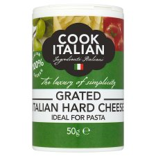 Free Sample of Cook Italian Grated Hard Cheese