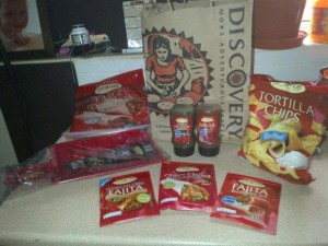 Free Mexican Discovery Goodies