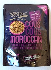 Free Pack of Moroccan Cous Cous
