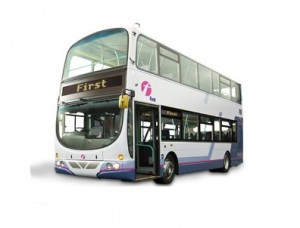 Free First Bus Ticket