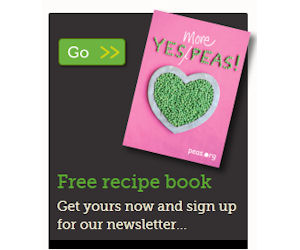 Free Pea Recipe Book Free Pea Recipe Book
