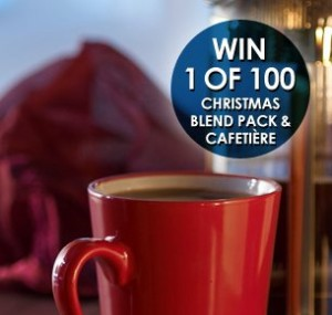 Free Taylors Cafetiere Christmas Coffee 300x285 Free Taylors Cafetiere & Christmas Coffee