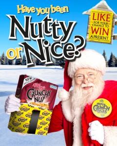 Free Surprise Crunchy Nut Present