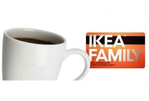 Free Tea Coffee for IKEA Family Members 300x204 Free Tea & Coffee for IKEA Family Members