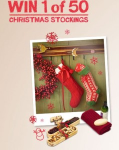 Free Yakult Chistmas Stocking 238x300 Free Yakult Chistmas Stocking