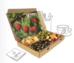 Graze Box Full of Free Yummy Natural Treats 300x256 Graze Box Full of Free Yummy Natural Treats