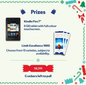 Tesco Pull a Cracker Guaranteed Prize 300x297 Tesco Pull a Cracker   Guaranteed Prize