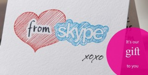 Unlimited World Skype Calls for One Month 300x152 Unlimited World Skype Calls for One Month