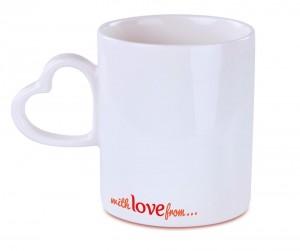 Free Clover Mug