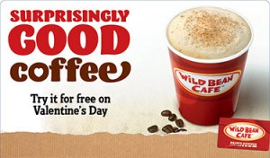 Free Wild Bean Cafe Coffee 300x176 Free Wild Bean Cafe Coffee
