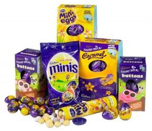 Free Cadbury Family Easter Selection