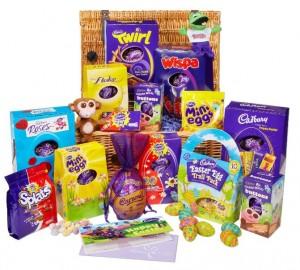 Free Cadbury Ultimate Easter Basket
