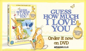 Free Guess How Much I Love You Easter Tales DVD 300x179 Free Guess How Much I Love You: Easter Tales DVD