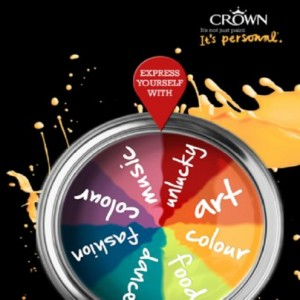Free Paint Prizes from Crown Paints 300x300 Free Paint & Prizes from Crown Paints