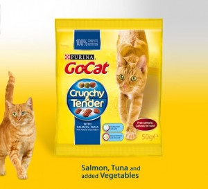 Free Sample of Go Cat Crunchy Tender 300x273 Free Sample of Go Cat Crunchy & Tender
