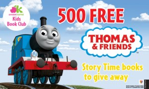 Free Thomas Friends Story Time Book 300x179 Free Thomas & Friends Story Time Book