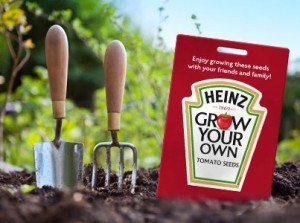 Free Tomato Seeds 300x223 Free Heinz Tomato Seed Packet