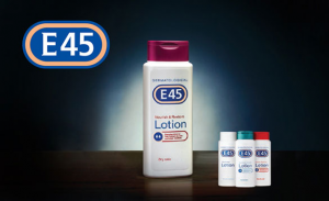 E45 Body Lotion Free Sample 300x183 E45 Body Lotion Free Sample