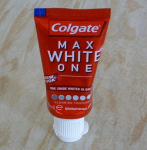 Free Colgate MaxWhite One Toothpaste 294x300 Free Colgate MaxWhite One Toothpaste   New Offer