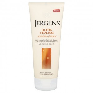 Free Jergens Ultra Healing Moisturiser 300x300 Free Jergens Ultra Healing Moisturiser