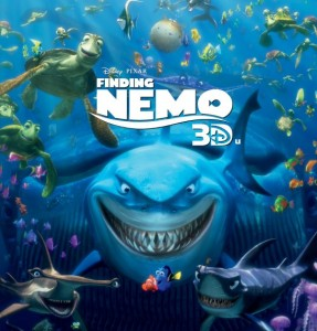 Free Kids Ticket to Finding Nemo 3D 287x300 Free Kids Ticket to Finding Nemo 3D