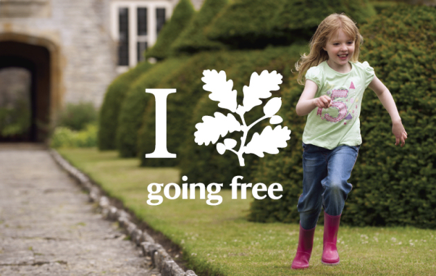 Free National Trust Weekend1 Free National Trust Weekend