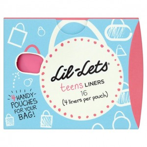 Free Sample of Lil Lets Teens Liners 300x300 Free Sample of Lil Lets Teens Liners