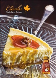 Free Clarks Maple Syrup Recipe Book 219x300 Free Clarks Maple Syrup Recipe Book