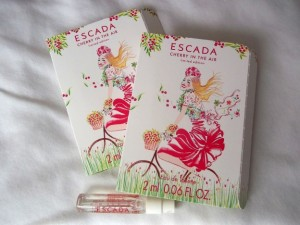 Free Escada Cherry in the Air Perfume Sample 300x225 Free Escada Cherry in the Air Perfume Sample