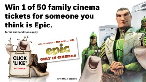 Free Family Cinema Ticket 300x170 Free Family Cinema Ticket
