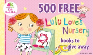 Free Lulu Loves Nursery Kids Book 300x179 Free Lulu Loves Nursery Kids Book