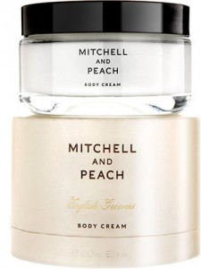 Free Sample of Mitchell and Peach Body Cream 225x300 Free Mitchell and Peach Body Cream