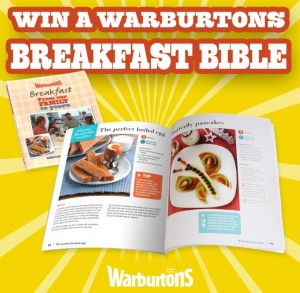 Free Warburtons Breakfast Survival Guide 300x293 Free Warburtons Breakfast Survival Guide